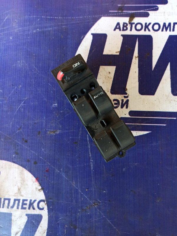 Блок упр. стеклоподъемниками Honda Orthia EL2 B20B передний правый (б/у)