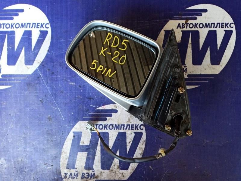 Зеркало Honda Cr-V RD5 K20A 2003 левое (б/у)