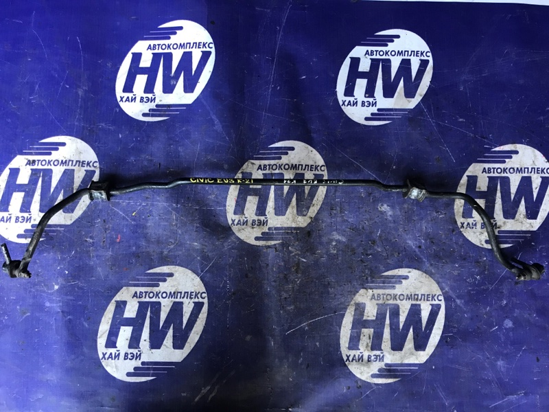 Стабилизатор Honda Civic EU3 D17A задний (б/у)