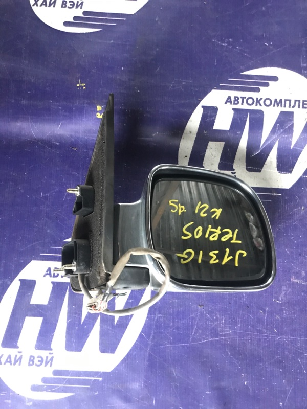 Зеркало Daihatsu Terios Kid J131G EFDEM правое (б/у)