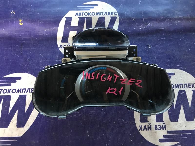 Панель приборов Honda Insight ZE2 LDA (б/у)