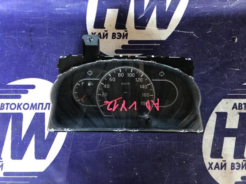 Панель приборов Nissan Ad VY12 HR15 (б/у)
