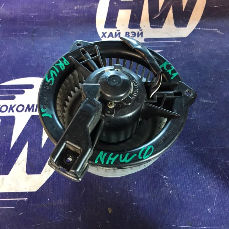 Мотор печки Toyota Prius NHW10 1NZFXE (б/у)