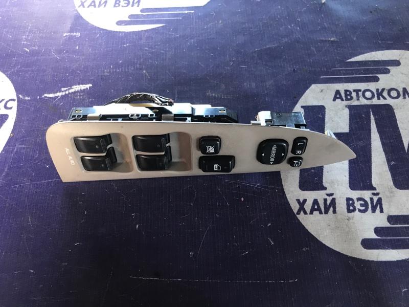 Блок упр. стеклоподъемниками Toyota Raum NCZ20 1NZ передний правый (б/у)