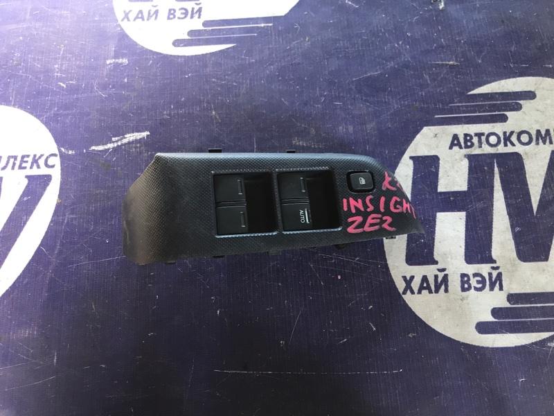 Блок упр. стеклоподъемниками Honda Insight ZE2 LDA передний правый (б/у)