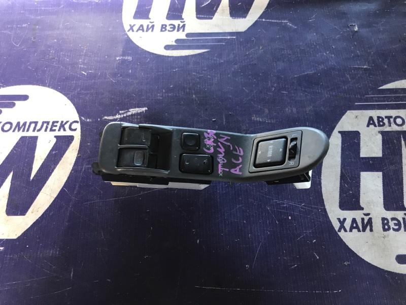 Блок упр. стеклоподъемниками Toyota Town Ace CR30 2CT передний правый (б/у)