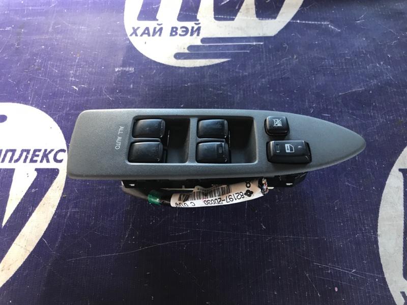 Блок упр. стеклоподъемниками Toyota Allion ZZT240 1ZZ 2003 передний правый (б/у)