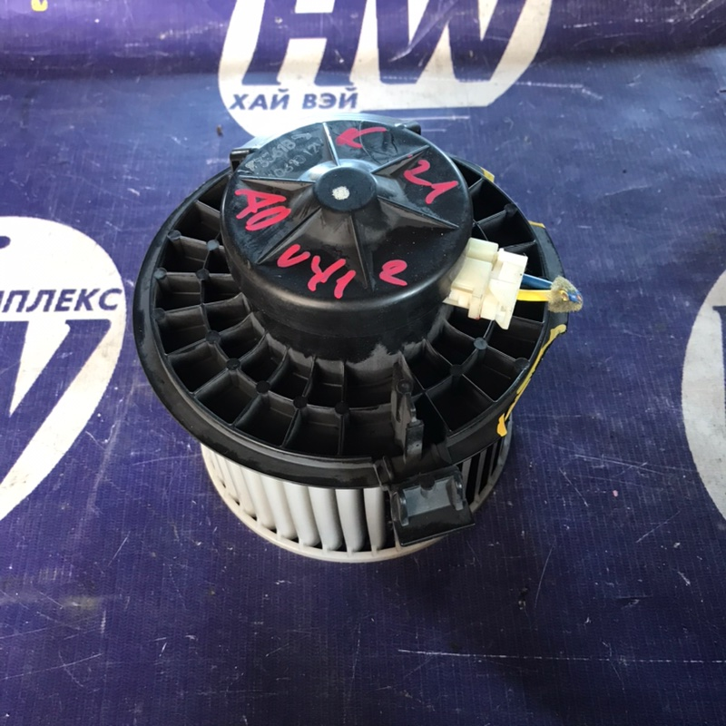 Мотор печки Nissan Ad VY12 HR15 (б/у)