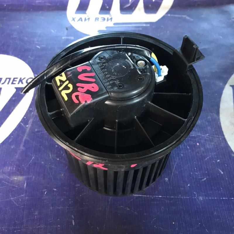Мотор печки Nissan Cube Z12 HR15 (б/у)