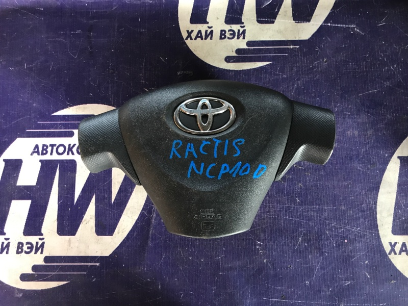 Airbag Toyota Ractis NCP100 1NZ правый (б/у)