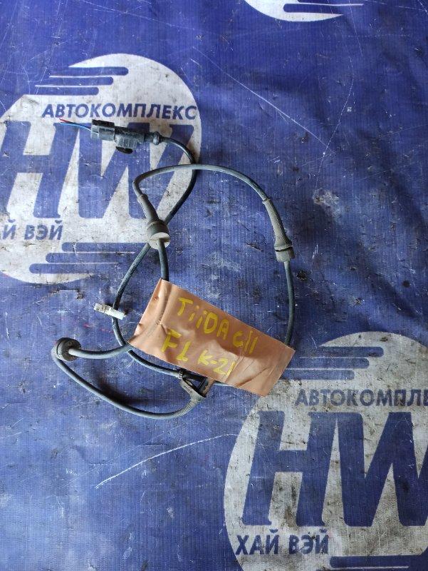 Датчик abs Nissan Tiida C11 HR15 передний левый (б/у)