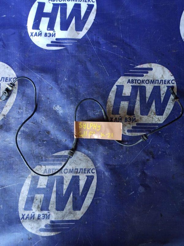 Датчик abs Nissan Bluebird Sylphy G11 HR15 передний левый (б/у)