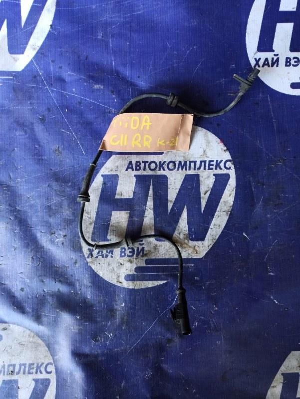 Датчик abs Nissan Tiida C11 HR15 задний правый (б/у)