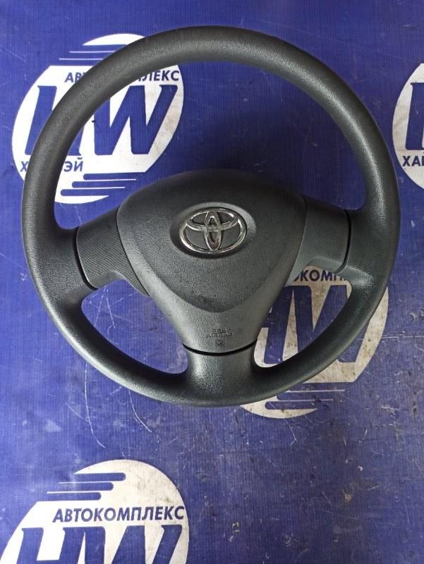 Руль Toyota Ractis NCP100 1NZ (б/у)