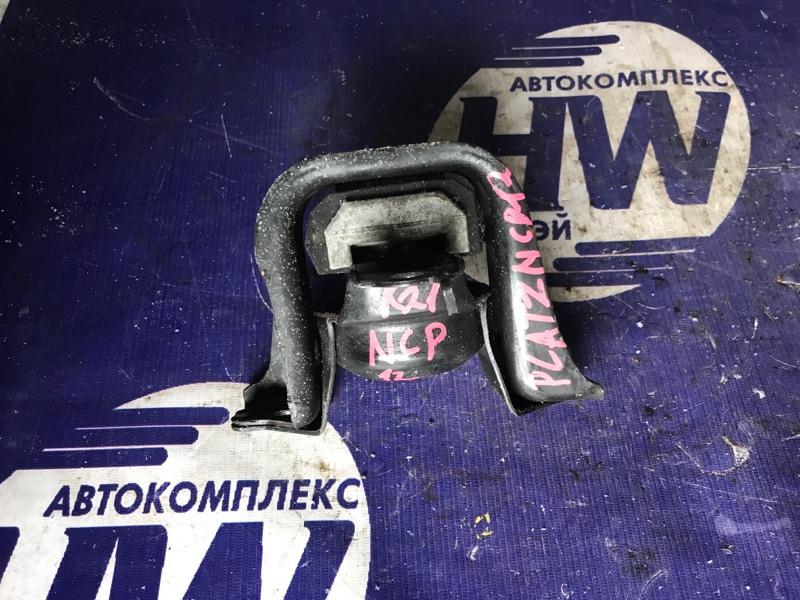 Подушка двс Toyota Platz NCP12 1NZ правая (б/у)