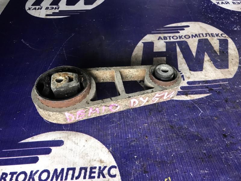 Подушка двс Mazda Demio DY5W ZY задняя (б/у)