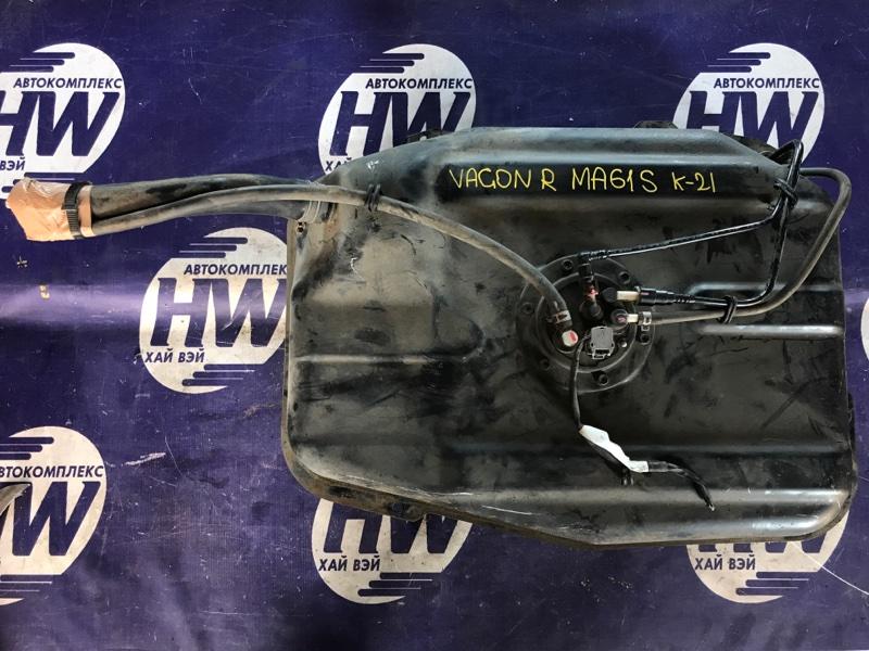 Бензобак Suzuki Wagon R Wide MA61S K10AT (б/у)