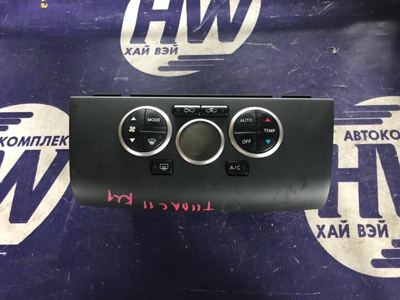 Климат-контроль Nissan Tiida C11 HR15 (б/у)