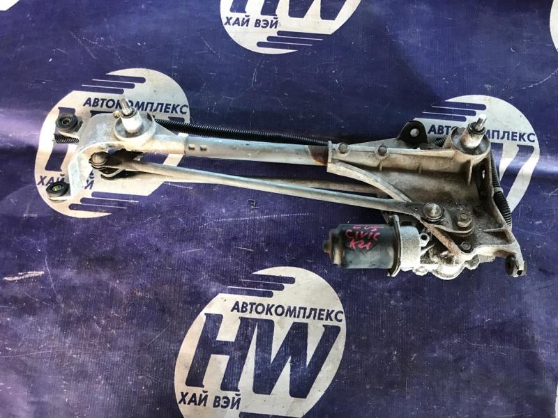 Трапеция дворников Honda Civic EU3 D17A (б/у)