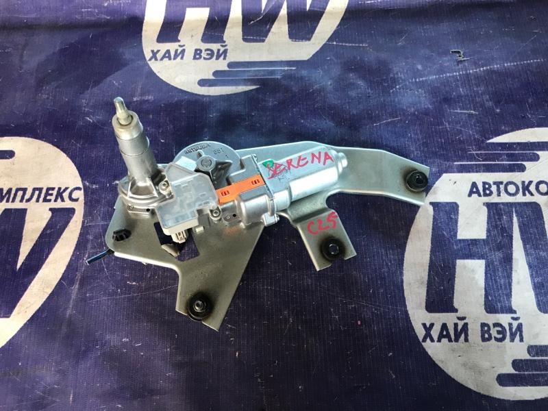 Моторчик заднего дворника Nissan Serena C25 MR20 (б/у)