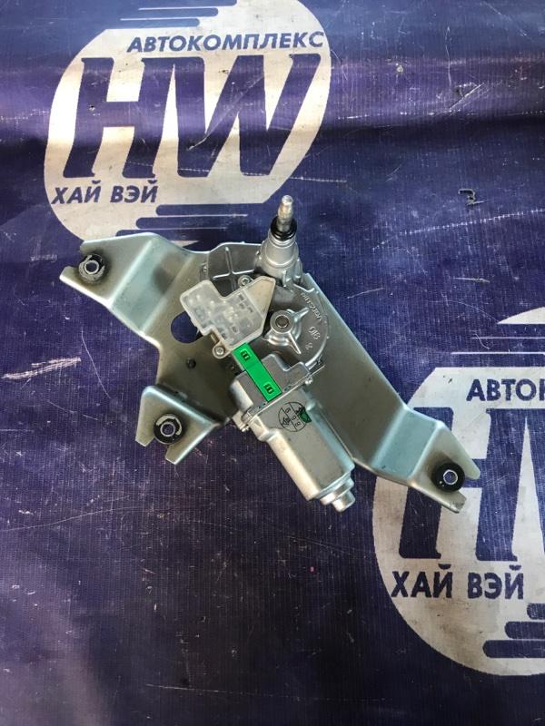 Моторчик заднего дворника Nissan Tiida C11 HR15 (б/у)