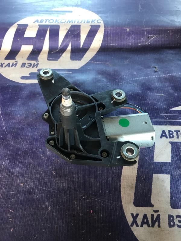 Моторчик заднего дворника Nissan March AK12 CR12 (б/у)