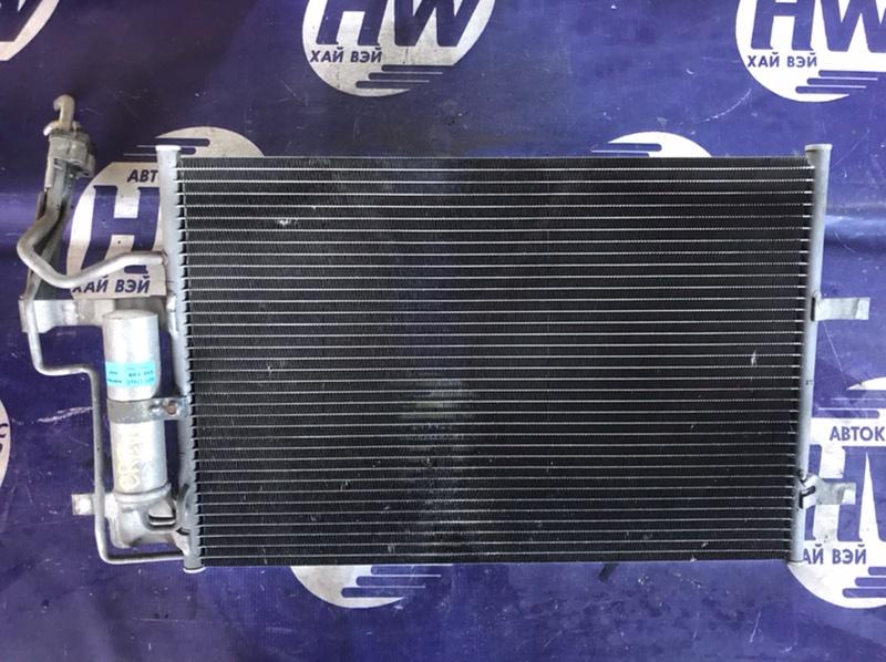 Радиатор кондиционера Mazda Premacy CREW LF (б/у)