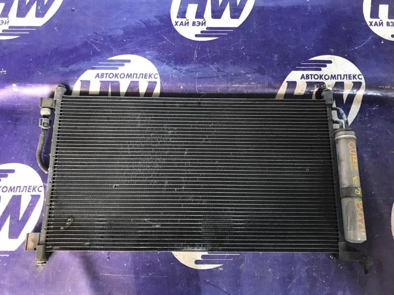 Радиатор кондиционера Nissan Cube BGZ11 CR14 (б/у)