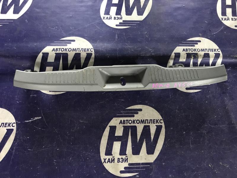 Накладка замка багажника Mazda Demio DY5W ZY (б/у)