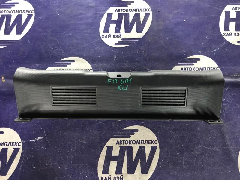 Накладка замка багажника Honda Fit GD1 L13A (б/у)