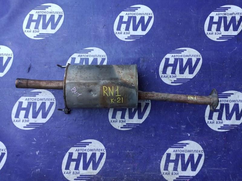 Глушитель Honda Stream RN1 D17A (б/у)