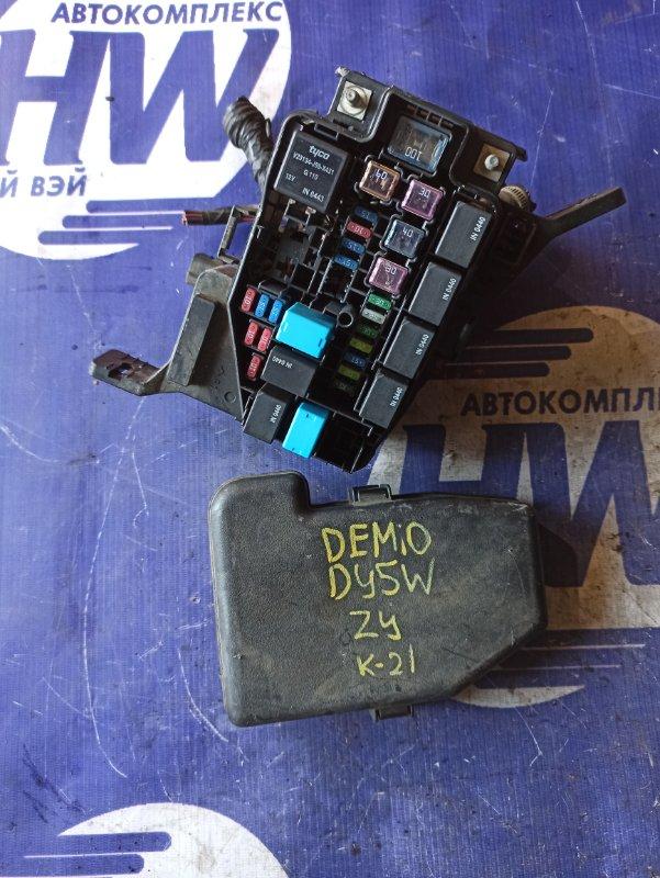 Блок предохранителей Mazda Demio DY5W ZY (б/у)