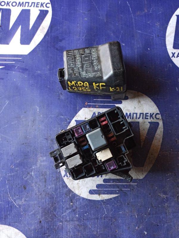 Блок предохранителей Daihatsu Mira L275S KFVE (б/у)