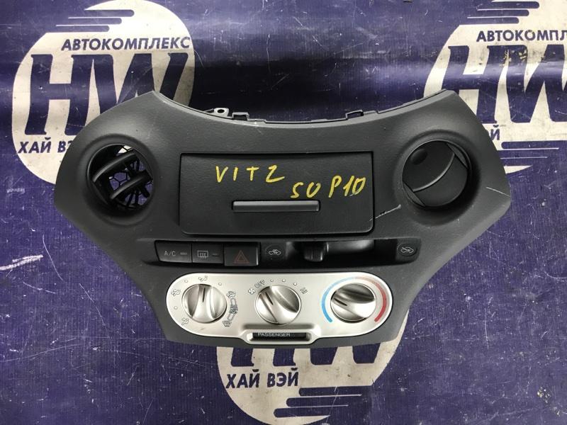 Климат-контроль Toyota Vitz SCP10 1SZ (б/у)