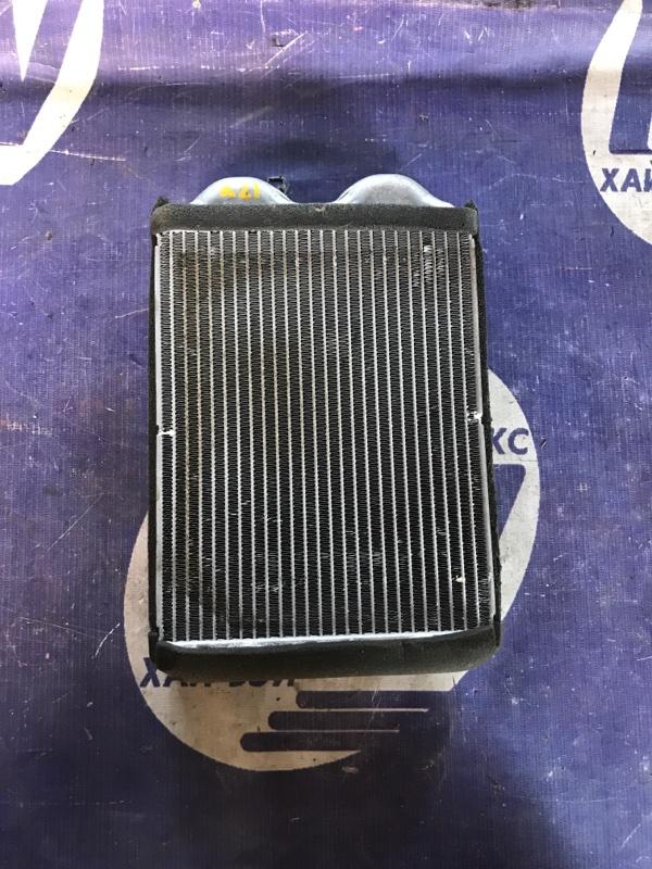 Радиатор печки Toyota Mark Ii JZX100 1JZGE 1999 (б/у)