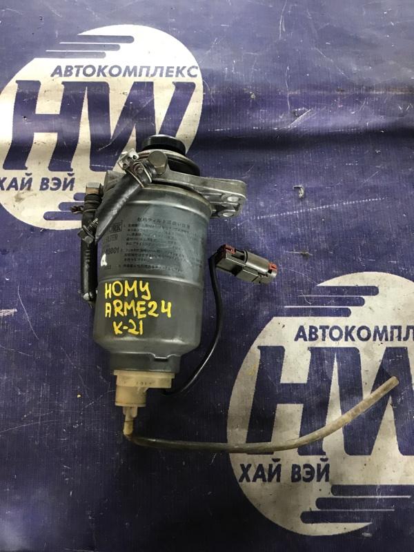 Лягушка Nissan Homy ARME24 TD27 (б/у)