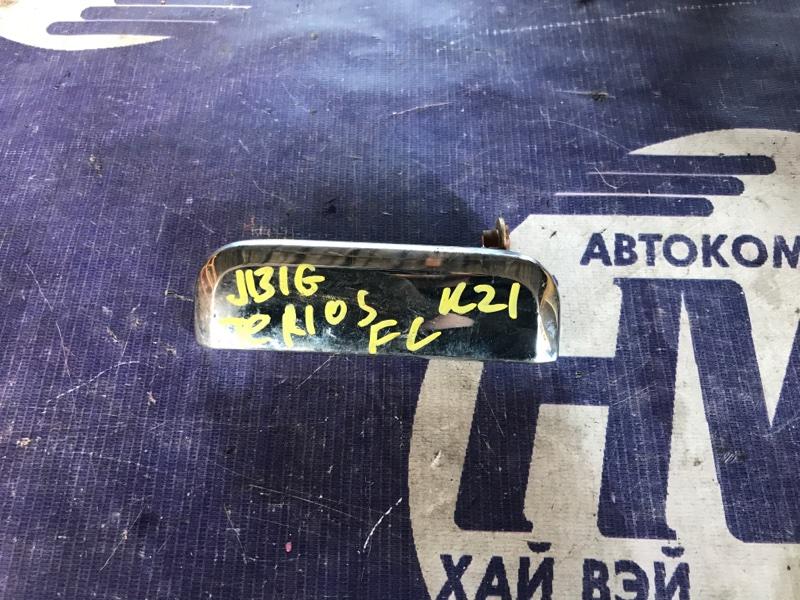 Ручка двери внешняя Daihatsu Terios Kid J131G EFDEM передняя левая (б/у)