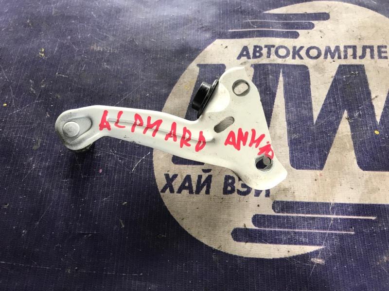 Ролик раздвижной двери Toyota Alphard ANH10 2AZ левый (б/у)