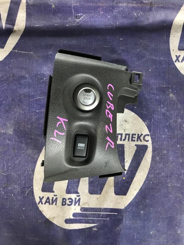 Кнопка пуска двигателя Nissan Cube Z12 HR15 (б/у)