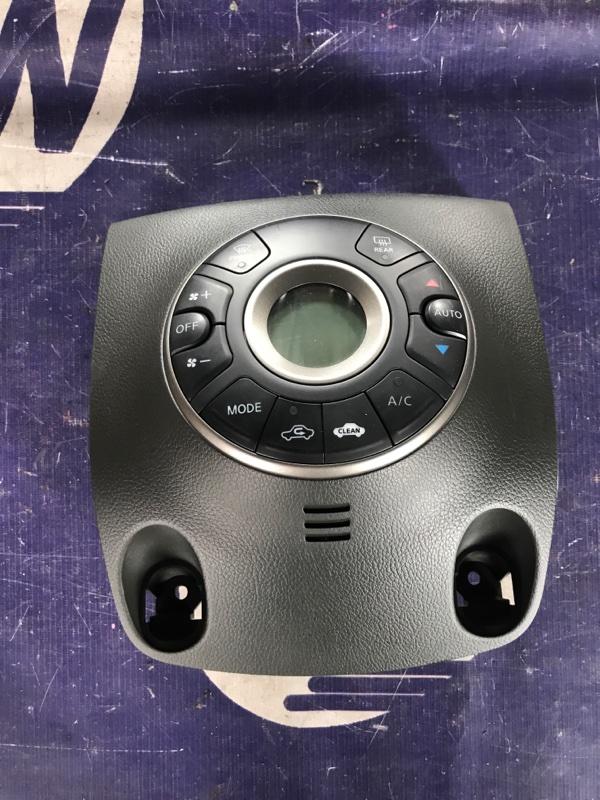 Климат-контроль Nissan Cube Z12 HR15 (б/у)