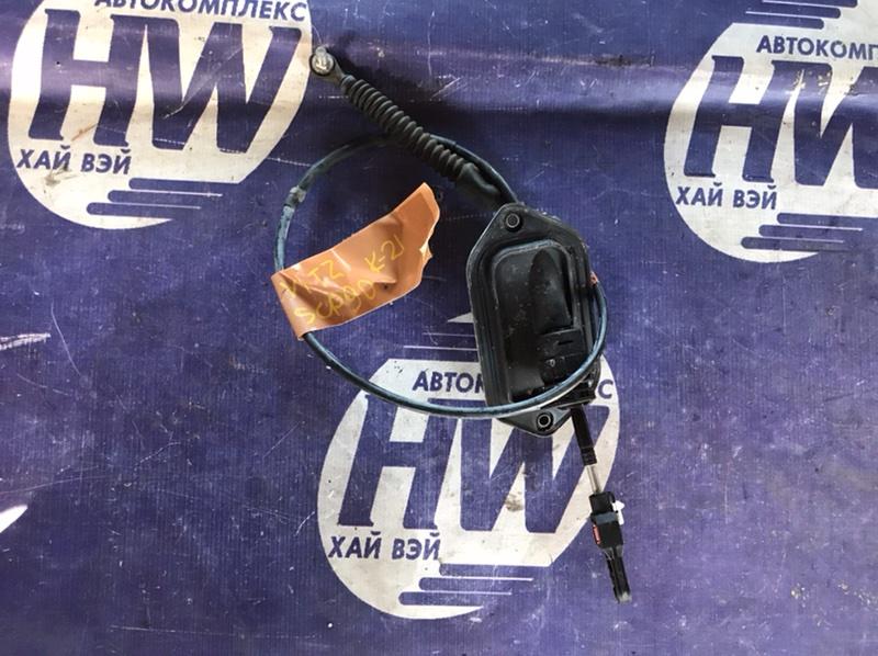 Трос переключения акпп Toyota Vitz SCP90 2SZ (б/у)