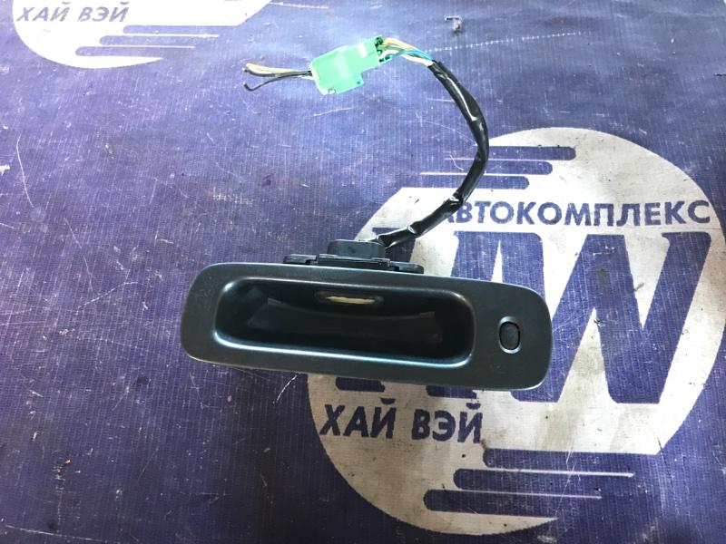 Ручка задней двери Suzuki Swift ZC11S M13A (б/у)