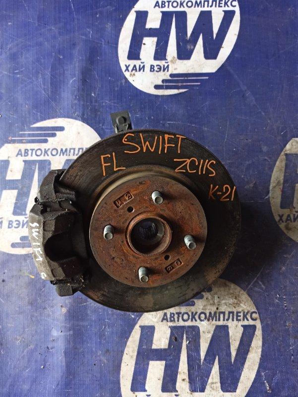 Ступица Suzuki Swift ZC11S M13A передняя левая (б/у)