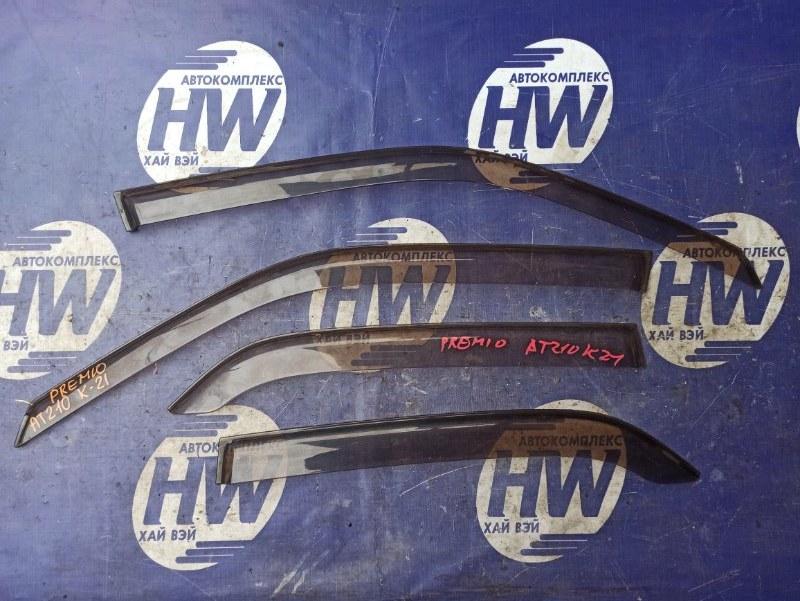 Ветровик Toyota Corona Premio AT210 4A 2001 (б/у)