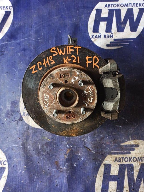 Ступица Suzuki Swift ZC11S M13A передняя правая (б/у)