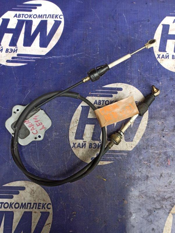 Трос переключения акпп Toyota Sprinter Carib AE111 4A (б/у)