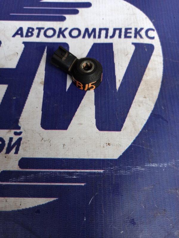 Датчик детонации Nissan Sunny FB15 QG15 (б/у)