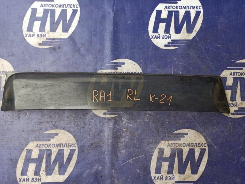 Ветровик Honda Odyssey RA1 F22B задний левый (б/у)