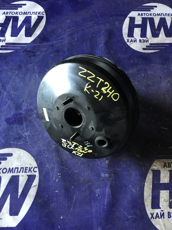 Вакумник тормозной Toyota Allion ZZT240 1ZZ 2003 (б/у)