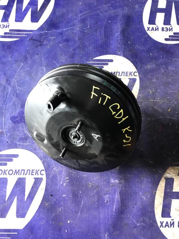 Вакумник тормозной Honda Fit GD1 L13A (б/у)